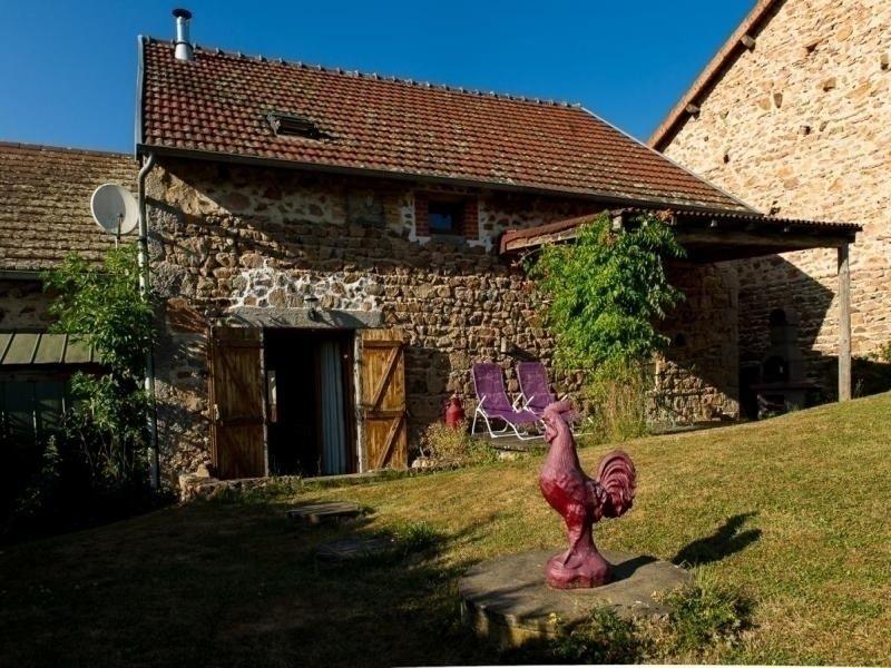 Etable du MOULIN CHATEL, holiday rental in Saint Bonnet des Quarts