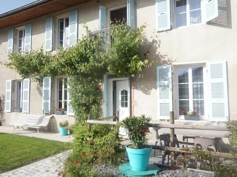 La Vigne, location de vacances à Bellegarde-sur-Valserine