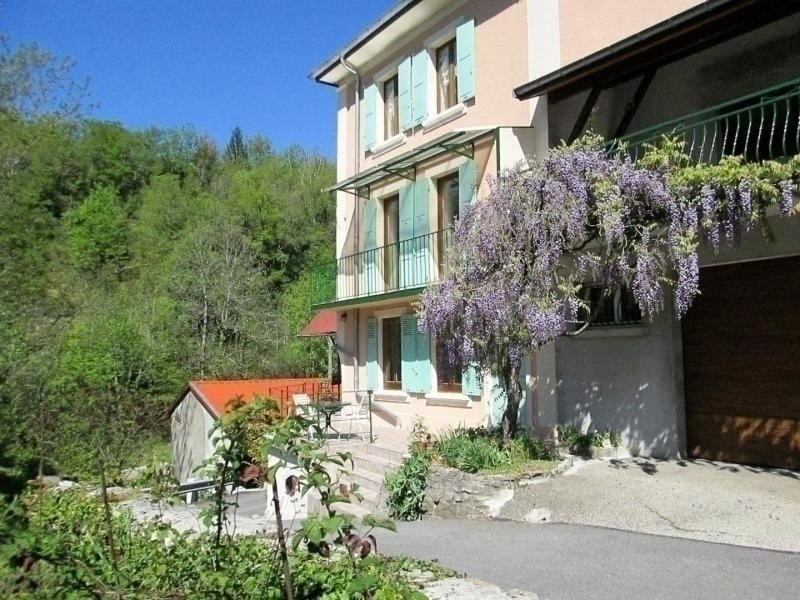 Le Courtioux, vacation rental in Lagnieu