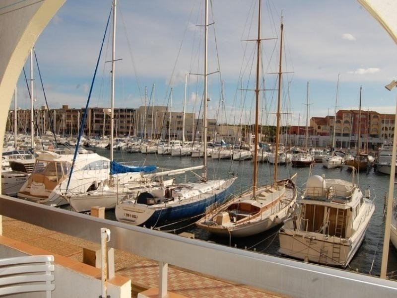 2 Pièces 4 couchages PORT LEUCATE, vacation rental in Port Leucate