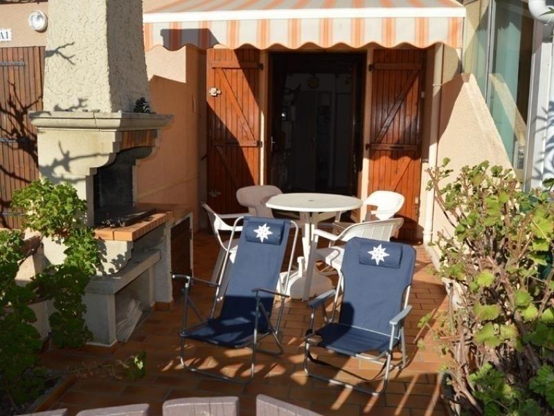 VILLA T2 MEZZANINE 6 couchages PORT LEUCATE, vacation rental in Port Leucate