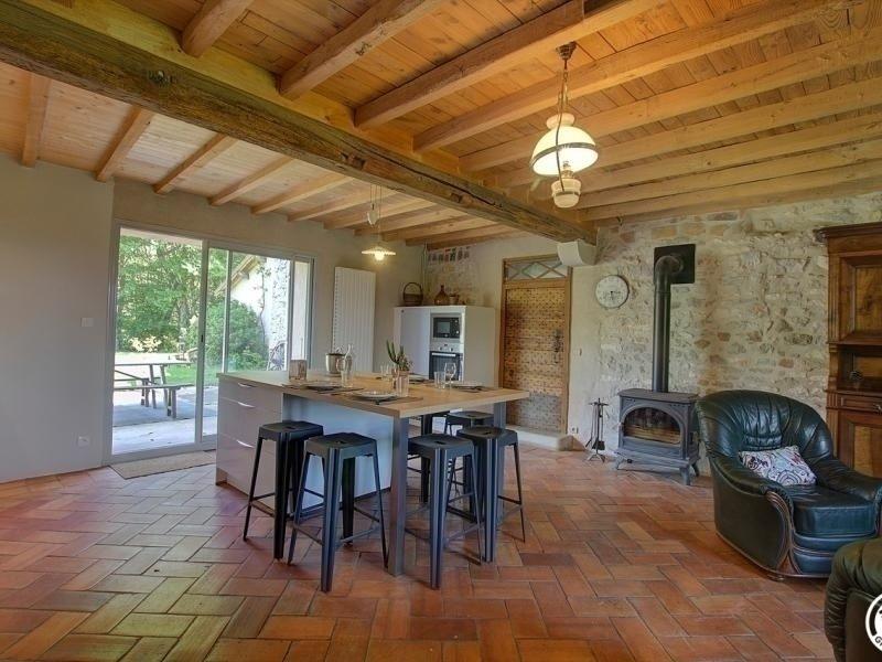 La Treille, holiday rental in Thoirette