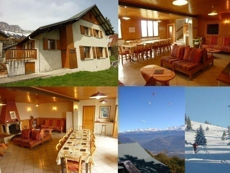 Chalet  Saint Louis, vakantiewoning in Villard-Bonnot