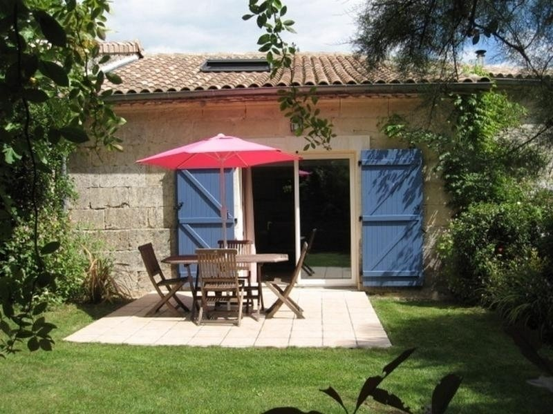 LE PETIT GITE DU FENOUIL, holiday rental in Saint-Mariens