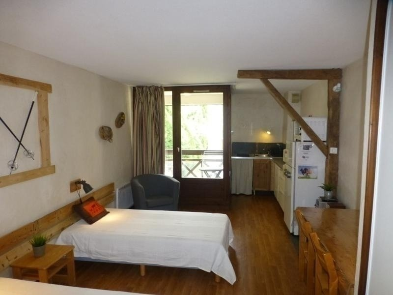 STUDIO CLASSE 2* LUMINEUX ET TOUT EQUIPE !, holiday rental in Salins-Fontaine