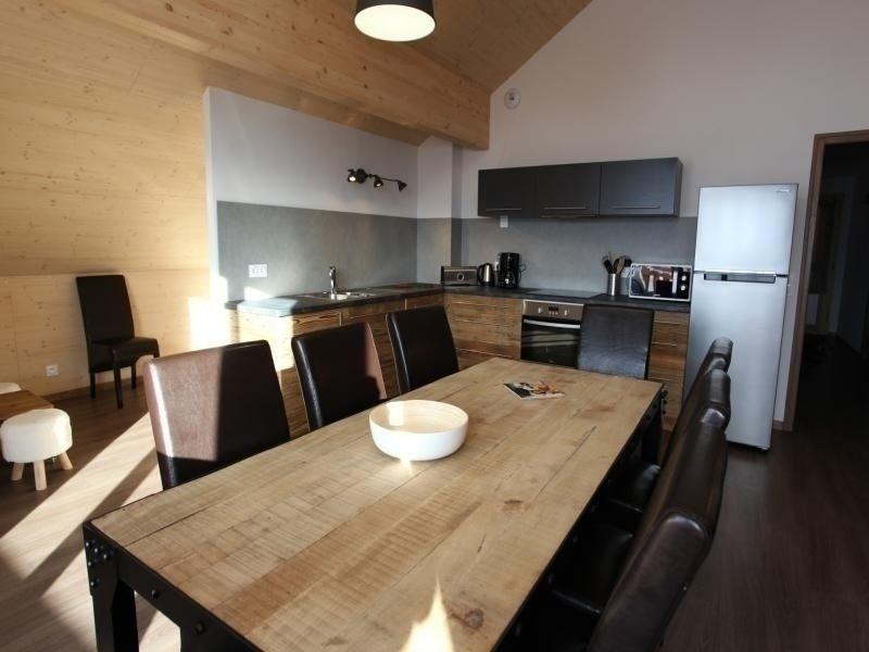 10 pers. 80 m² 2 étage Sud, vacation rental in Fontcouverte-la-Toussuire