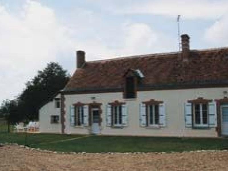 Location Gîte Soings-en-Sologne, 4 pièces, 6 personnes, holiday rental in Fontaines-en-Sologne