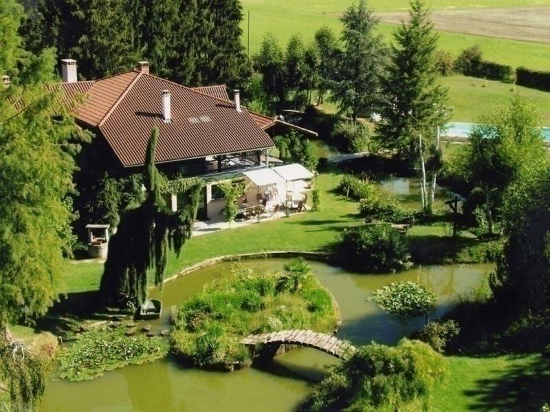 La Fontaine des Rollands, casa vacanza a Saint-Etienne-de-Saint-Geoirs