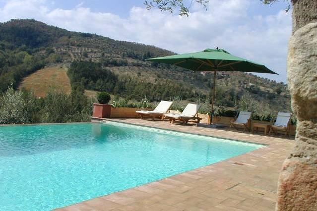 Villa Frantoio, casa vacanza a Paciano
