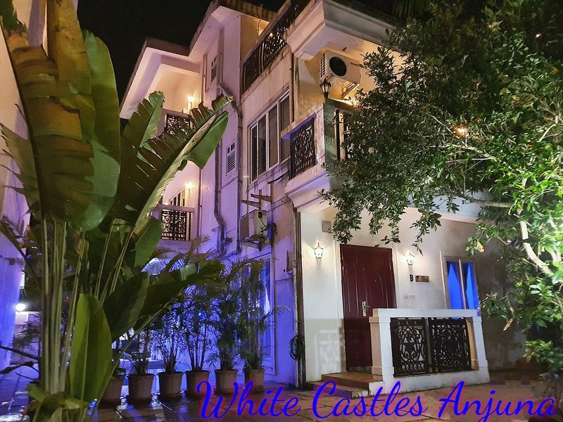 White Castles Anjuna Luxury Villa with Private Pool, holiday rental in Parra