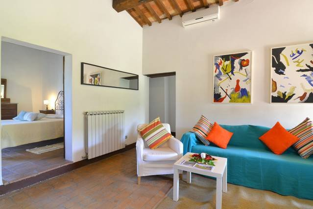 3 bedroom Umbrian villa with pool, holiday rental in Fabro Scalo