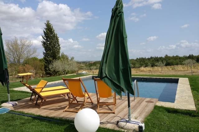 Charming 4 bedroom villa in Montepulciano with pool, holiday rental in Abbadia di Montepulciano