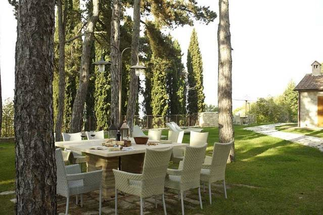 Castellina in Chianti 2 bed apartment with pool, holiday rental in Ricavo