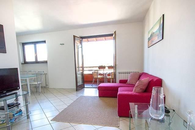 2 bed Stresa apartment. Short walk to lakeside & lake views, vacation rental in Campino