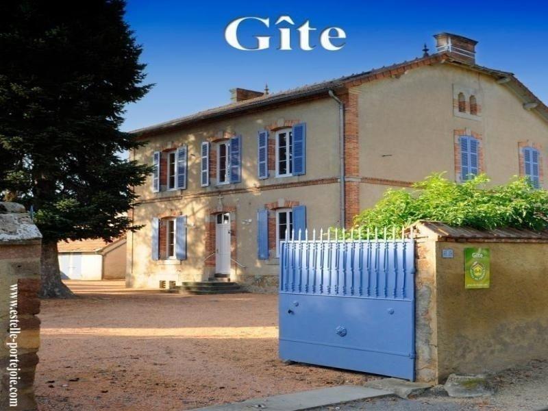 La Cure, holiday rental in Saint-Pourçain-sur-Besbre
