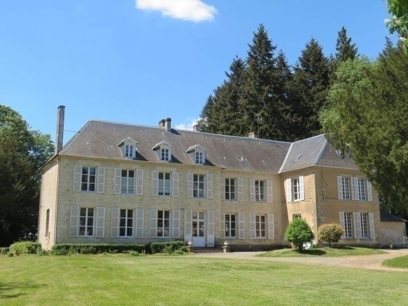 Le Château de Bellavilliers, holiday rental in La Perriere