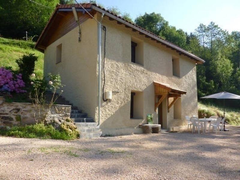 Le Sarradau, holiday rental in Seix