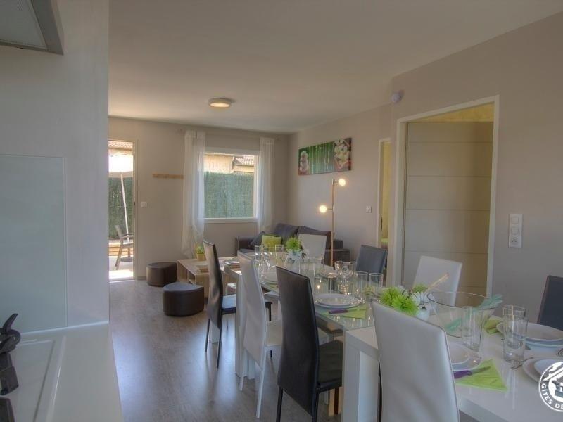 Gîte Com'à la maison, vacation rental in Lagnieu