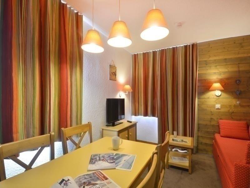 Beautiful studio in the center of the resort Chalet in La Plagne