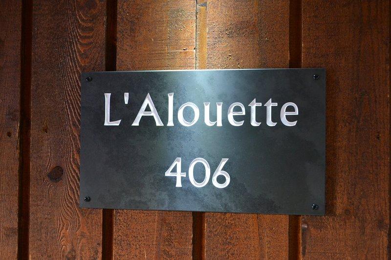 L'Alouette, Les Coches-La Plagne, ski-in/ski-out, holiday rental in Les Coches
