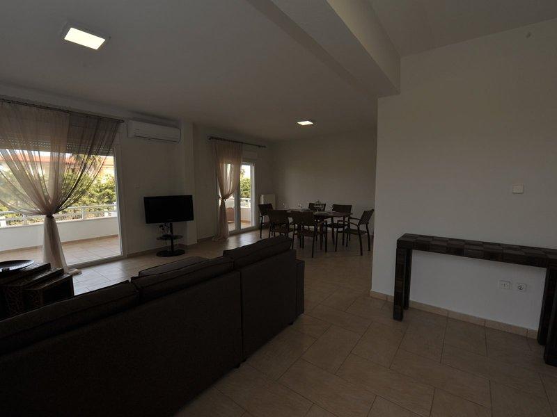 Irini Villa Apartment  - Nea Potidea Beach Halkidiki, holiday rental in Nea Potidea