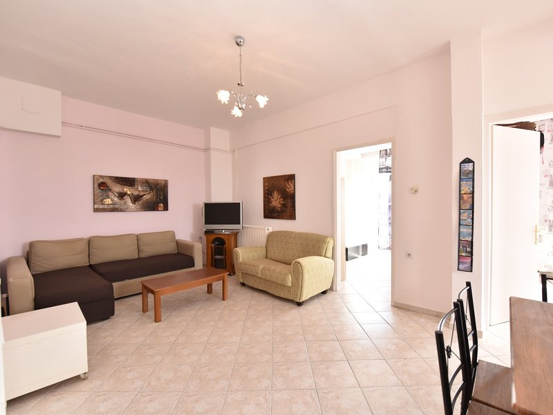 Kargi Limani Platon Sea View Apartments - Nea Moudania Halkidiki, casa vacanza a Nea Moudania