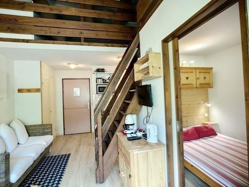 OREE DES PISTES N°51 3 Pièces mezzanine 6pers 32m² vue pistes, vacation rental in Les Bruyeres