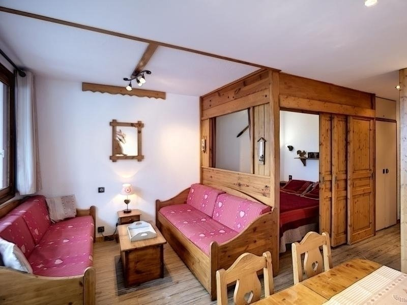 BOEDETTE A 604 Agréable 2 pièces cabine 6 pers 30m²  expo sud, vacation rental in Les Bruyeres