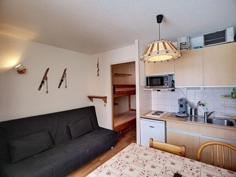 Studio coin montagne 3 pers ski aux pieds / CARLINES I 34, vacation rental in Les Bruyeres