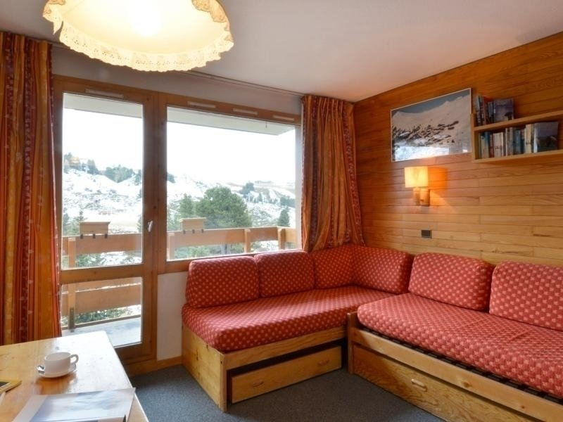 Appartement composé de 2 pièces pour 5 personnes de  27 m² Chalet in La Plagne