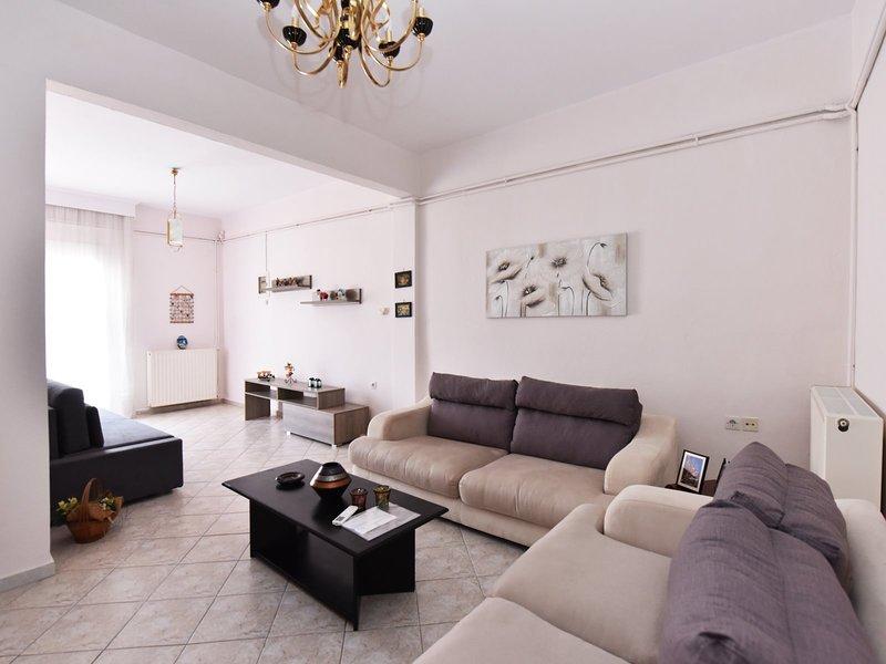 Kargi Limani Apartments - Nea Moudania Halkidiki, casa vacanza a Nea Moudania