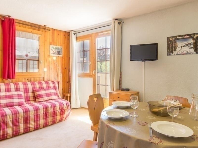En plein coeur de Montchavin studio coquet, holiday rental in Montchavin