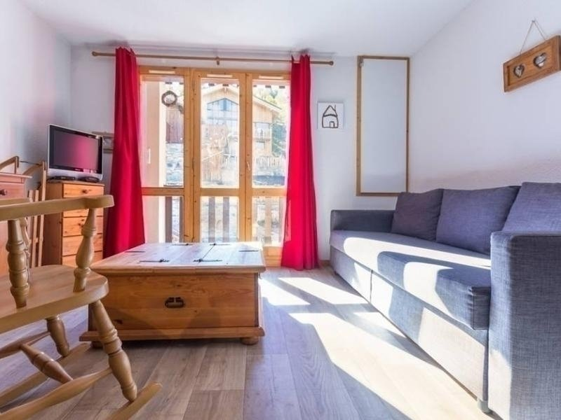 Au pied du télécabine superbe appartement, holiday rental in Montchavin