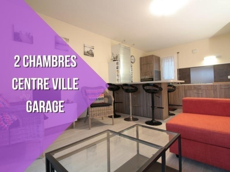 Appartement 3 pièces 4 personnes avec garage - Centre ville., holiday rental in Meucon
