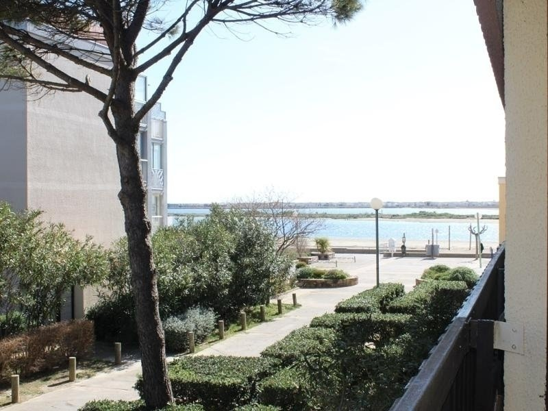 Appt 2 Pièces Cabine 6 couchages GRUISSAN, vacation rental in Bages