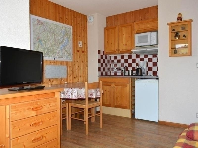 Studio cabine 4 couchages Chinaillon, holiday rental in Saint-Sixt