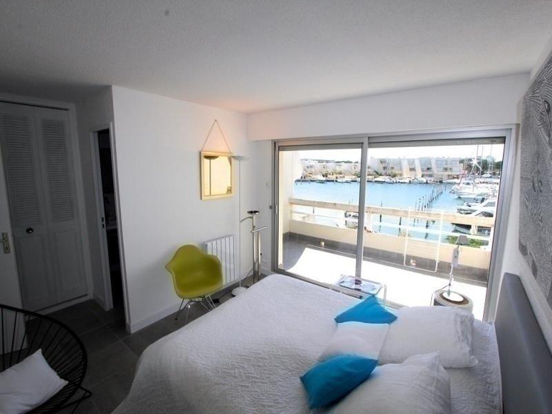 Marina 4 pièces 6 couchages PORT CAMARGUE, location de vacances à Port Camargue