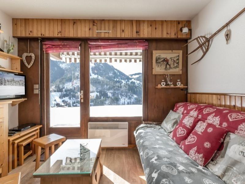 Au calme, vue montagne, garage individuel, holiday rental in La Clusaz