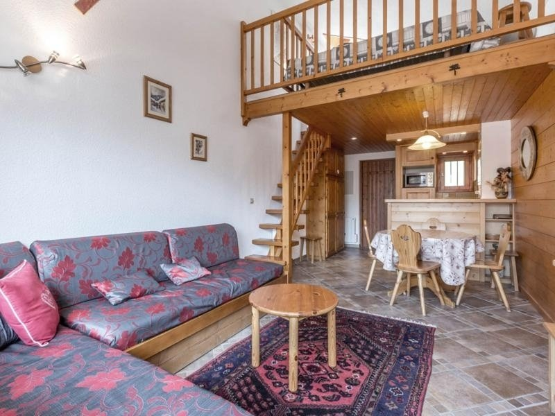 3***, 6 pers, proche Bossonnet / commerces, garage, holiday rental in La Clusaz
