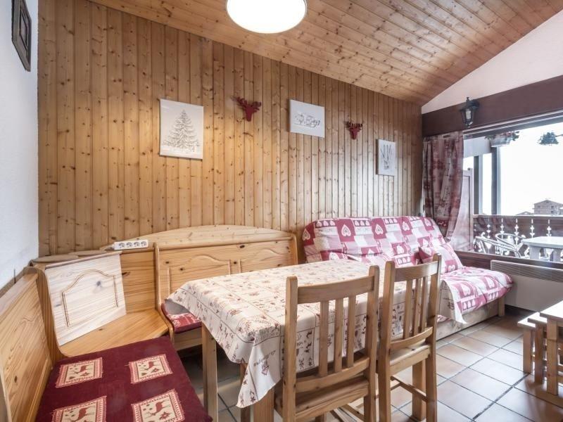 2 pièces, chambre en duplex, cheminée, proche pistes Bossonnet / commerces, holiday rental in La Clusaz