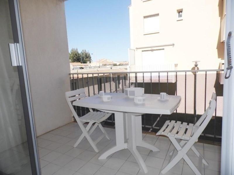 Agréable 2 pièces 4 couchages situé au 1er étage,, holiday rental in Marseillan Plage