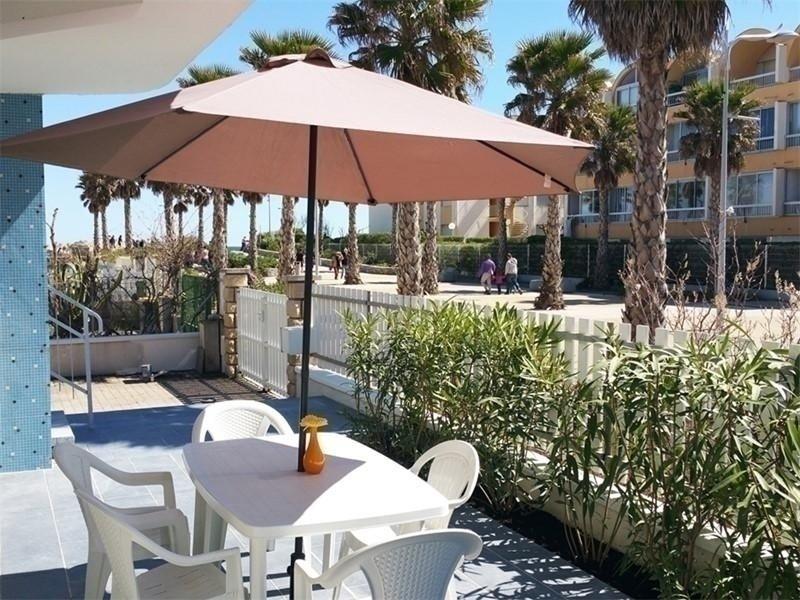 APPARTEMENT AGRÉABLE SUR LA PLUS BELLE AVENUE PIET, holiday rental in Marseillan Plage