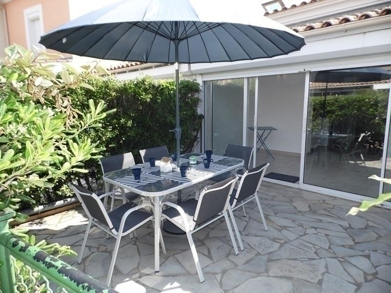 Agréable maison climatisée 6 couchages., holiday rental in Marseillan Plage