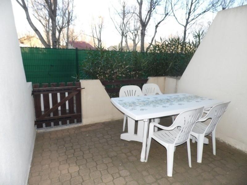 Petit studio 4 couchages, holiday rental in Marseillan Plage