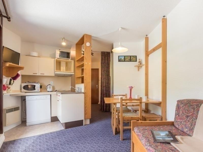 Studio avec balcon 4 pax. Serre-chevalier, Chantemerle., holiday rental in Chantemerle