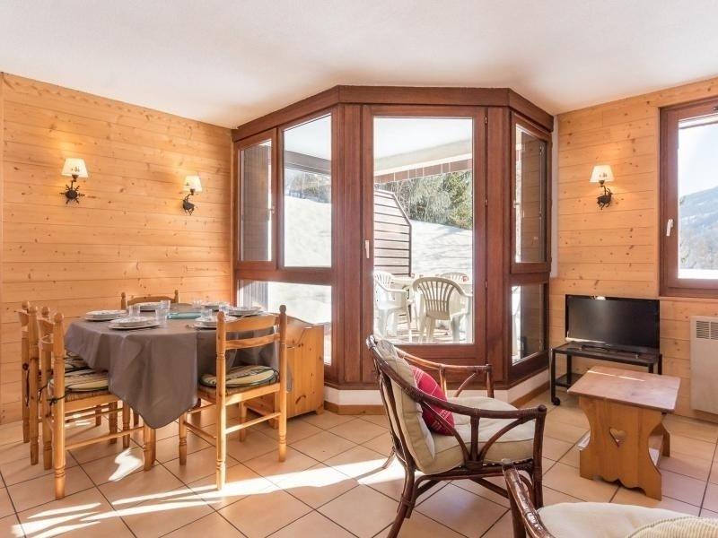 Hébergement spacieux 6 pax. Serre-Chevalier, Saint-Chaffrey., holiday rental in Chantemerle