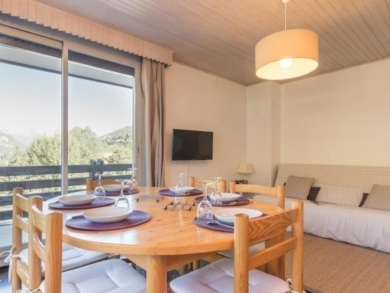 Location 3 pièces 6 pax. Chantemerle, Serre-chevalier., holiday rental in Chantemerle
