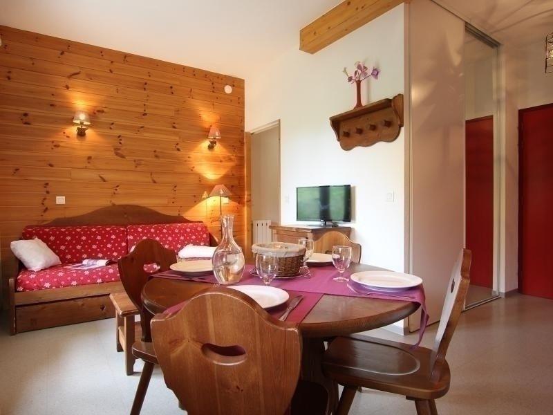 Studio cabine - 1 pièce - 4 personnes  Pelvoux, location de vacances à Vallouise-Pelvoux