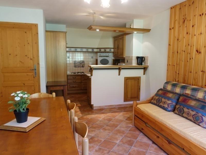 Appartement 6 personnes au départ des randonnées classé 2** pour 6 personnes, location de vacances à Areches Beaufort