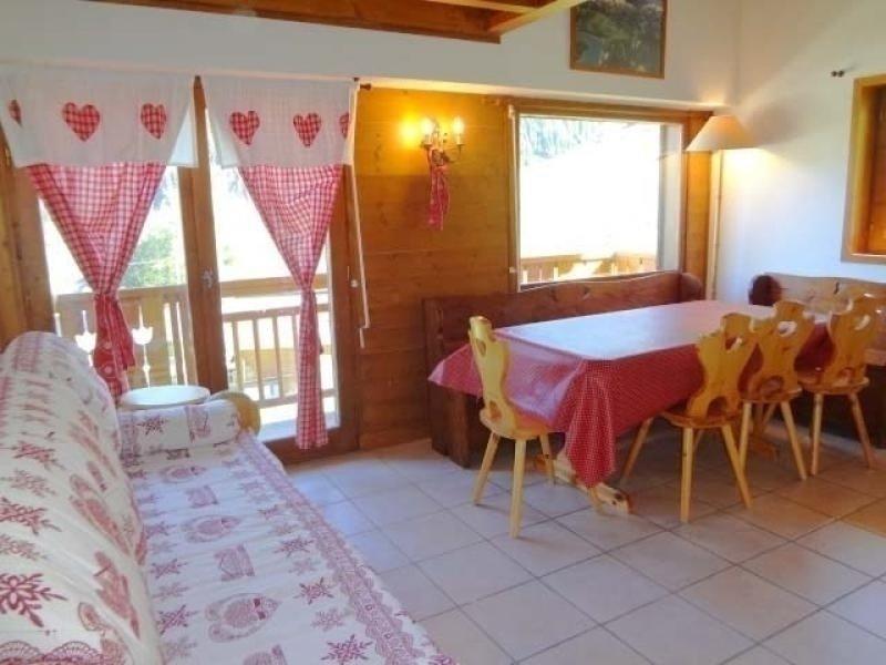 Appartement 6 personnes ski aux pieds, location de vacances à Areches Beaufort